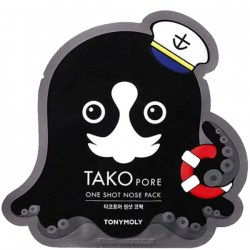 Купить Tony Moly Tako Pore One Shot Nose Pack Киев, Украина